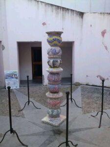 Totem-scultura